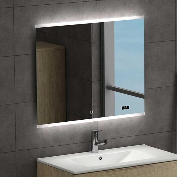 Espelho diodo Emissor de luz Spoty para casa de Banho