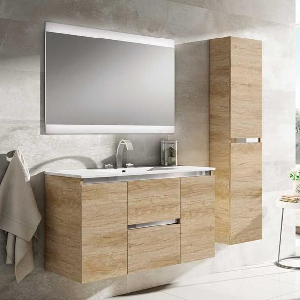 Conjunto de Móveis de casa de Banho Modena Dubai