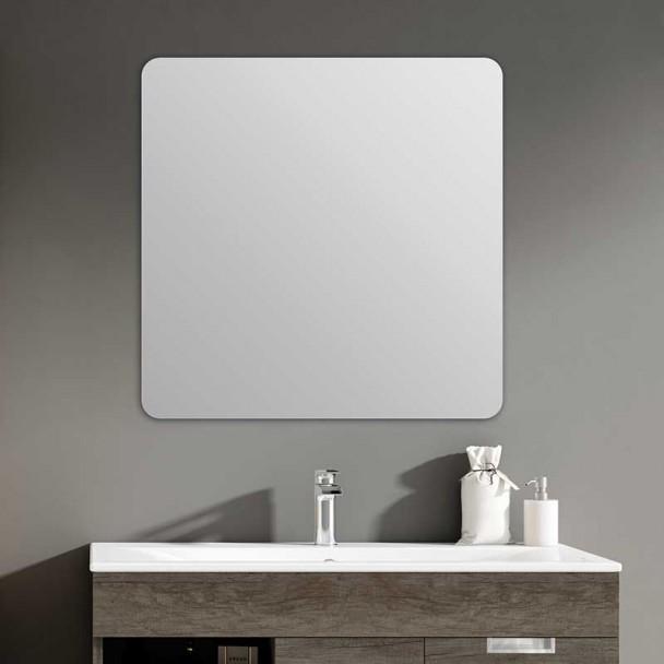 Espelho de casa de Banho Zoom Quadrado