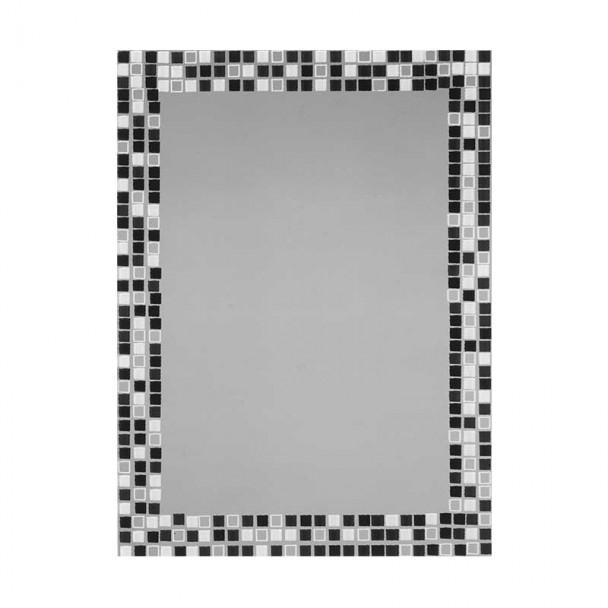 Espelho de casa de Banho Lua Juntamente com o Preto e Branco 55x75 cm