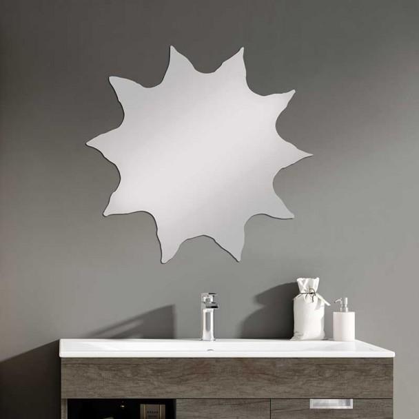 Espelho de casa de Banho de Sol 80 cm