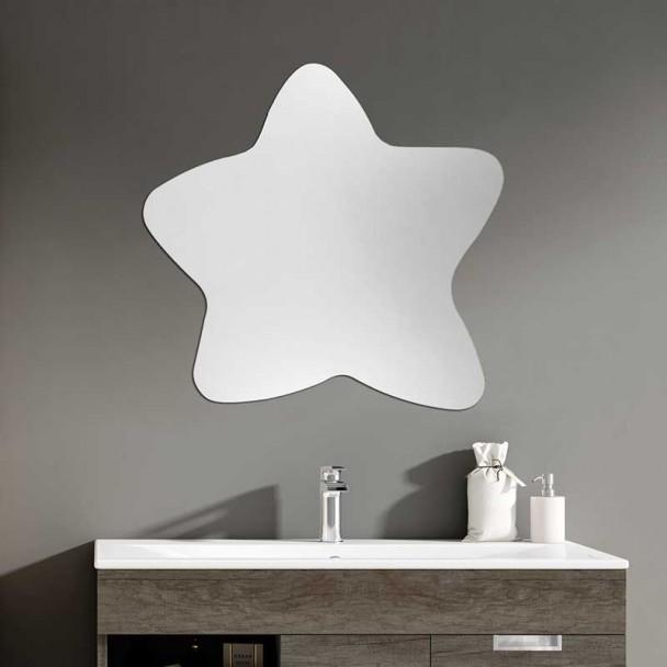 Espelho de casa de Banho Estrela 80 cm