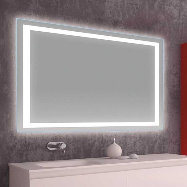 Espelho diodo Emissor de luz Londres para casa de Banho
