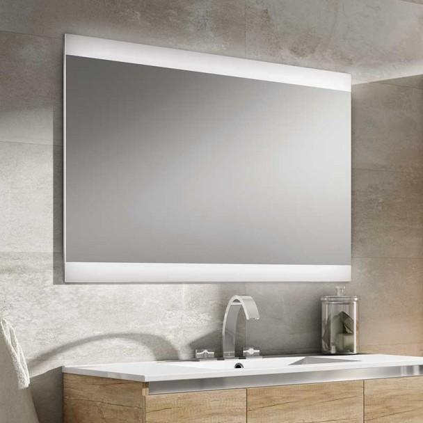 Espelho diodo Emissor de luz Dubai para casa de Banho