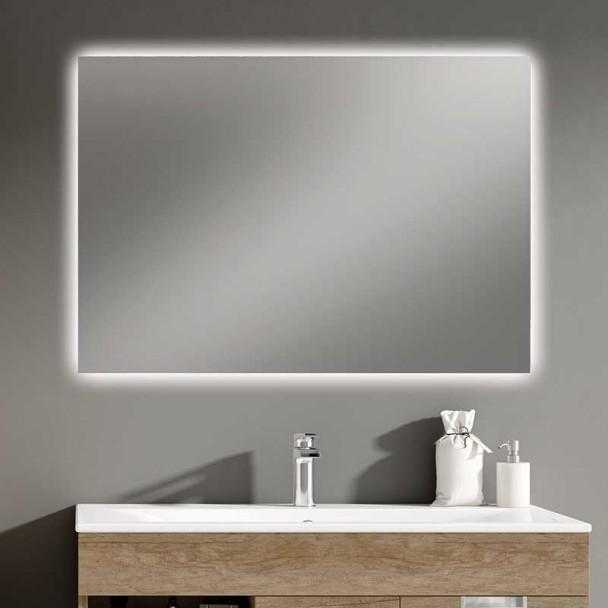 Espelho de luz Led para casa de Banho