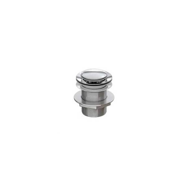 Válvula Clic-Clac Bujão Central para Lavatório com Escoadouro
