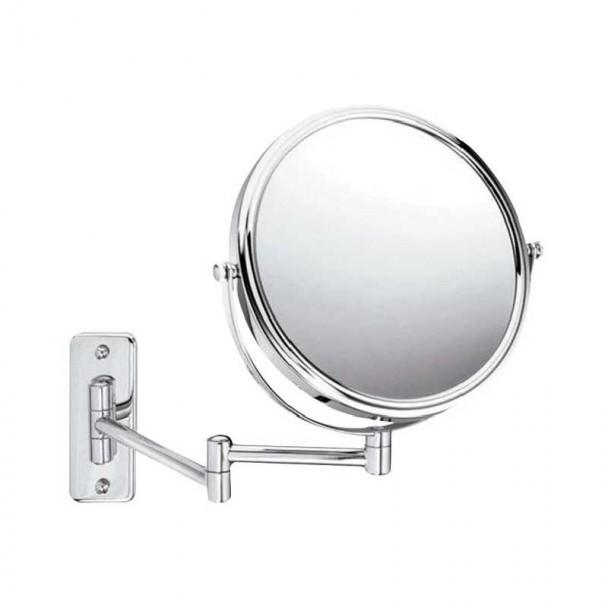 Espelho de Maquiagem e verso 20 cm