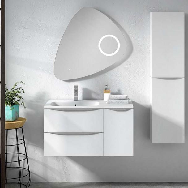 Conjunto para Banheiro Landes Modular 90